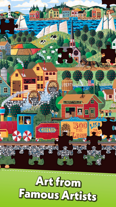 Jigsaw Puzzle APK for Android - Download Free [Latest