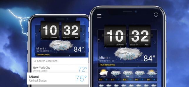 Weather On The App Store