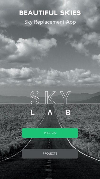 SkyLab Photo Editor screenshot-0