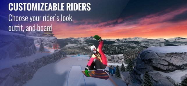 48bcefcdecc Snowboard Party World Tour Pro on the App Store