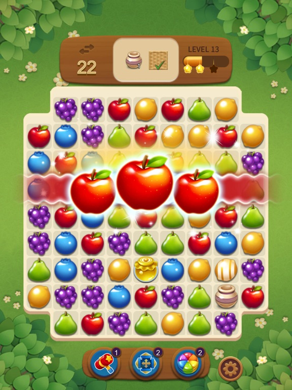 Fruits Magic : Match 3 Puzzle screenshot 10