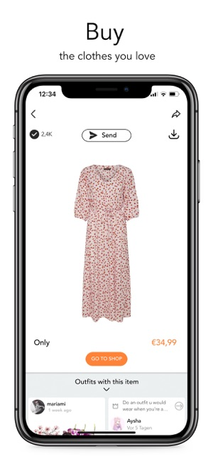 Combyne Your Perfect Outfit On The App Store