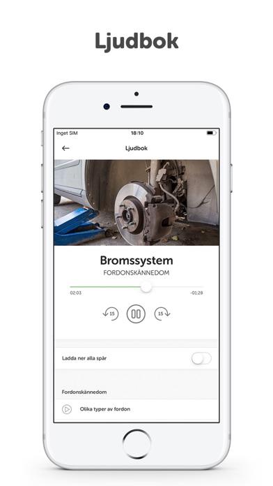 Screenshot for Ta Körkort in Thailand App Store