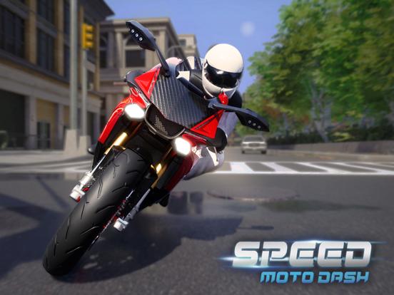 Speed Moto Dash:Real Simulator screenshot 8