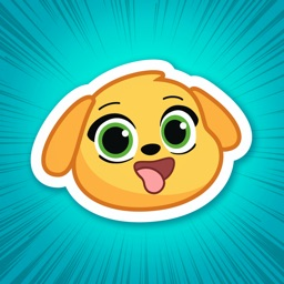 Michi Moji Puppy - Dog Emojis