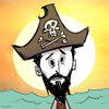Klei Entertainment - Don't Starve: Shipwrecked  arte