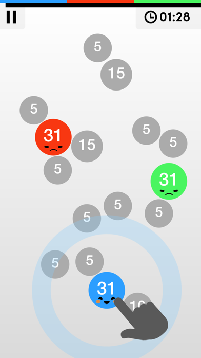 MicroWars screenshot 2