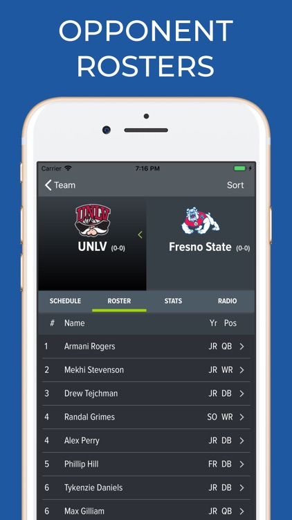 Fresno State Football App screenshot-6