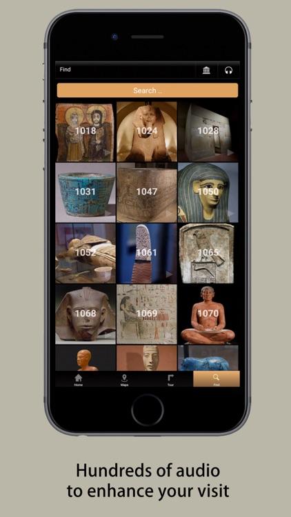 Louvre Museum Visitor's Guide screenshot-5