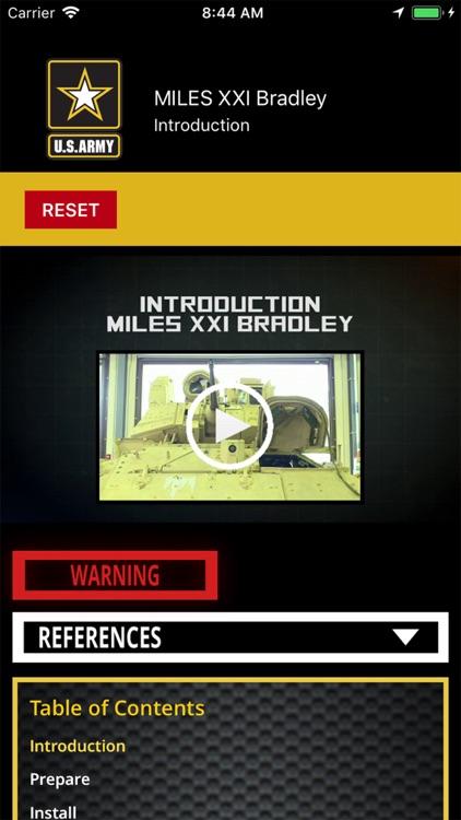 MILES XXI Bradley