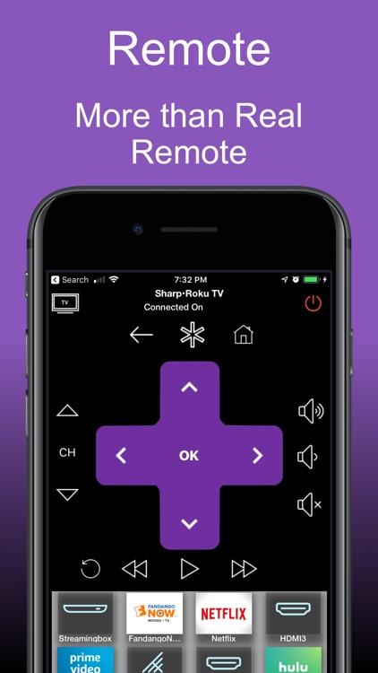 Remote for Roku Tvs: iRoku Pro
