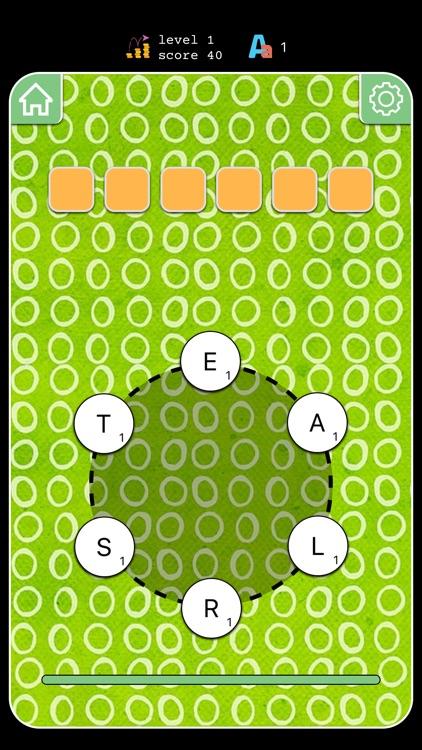 Wordz (words game) screenshot-4