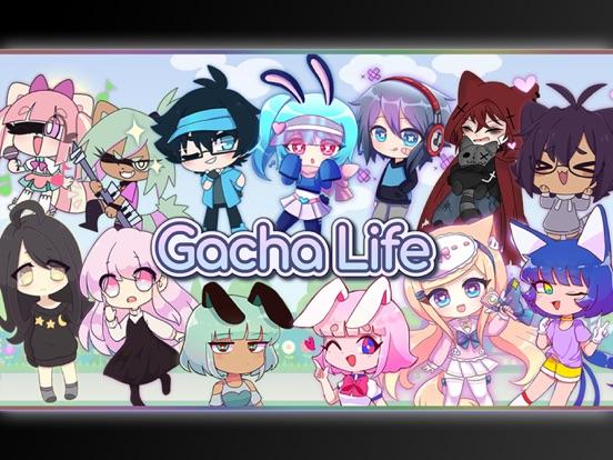 Gacha Life на iPad