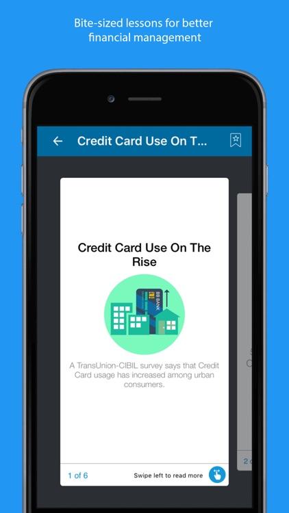 BankBazaar- Credit Card, Loans screenshot-4