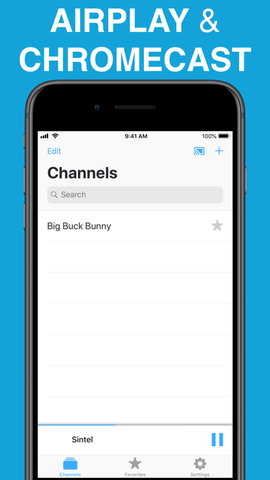 TV Stream Pro: Play, Cast IPTV IPA Cracked for iOS Free Download