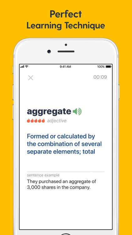 English Words - Intermediate screenshot-3