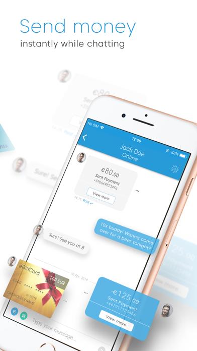 iCard – Mobile Digital Wallet screenshot two