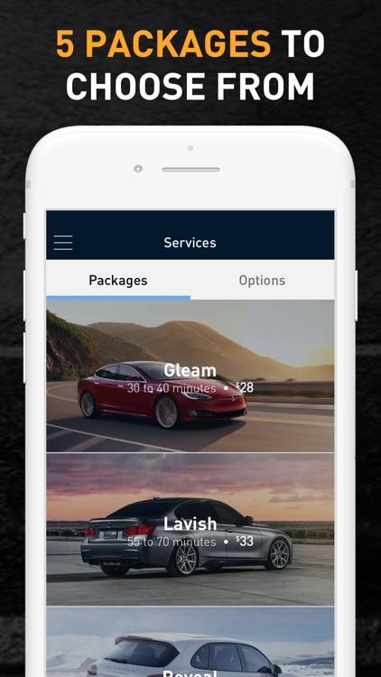 Washos: Mobile Car Wash App screenshot-5