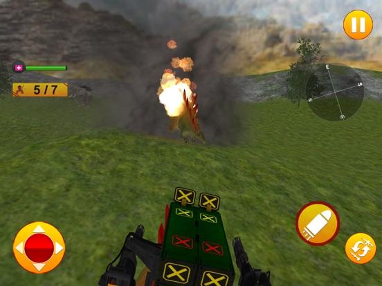 Animal Battle Dinosaur Games screenshot 15