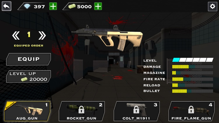 Zombie Shooter - Survival Game screenshot-3