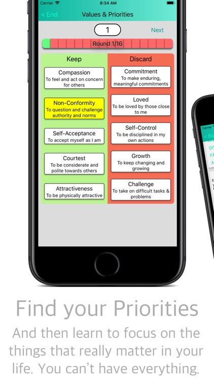 DBT Emotion Regulation Tools screenshot-6