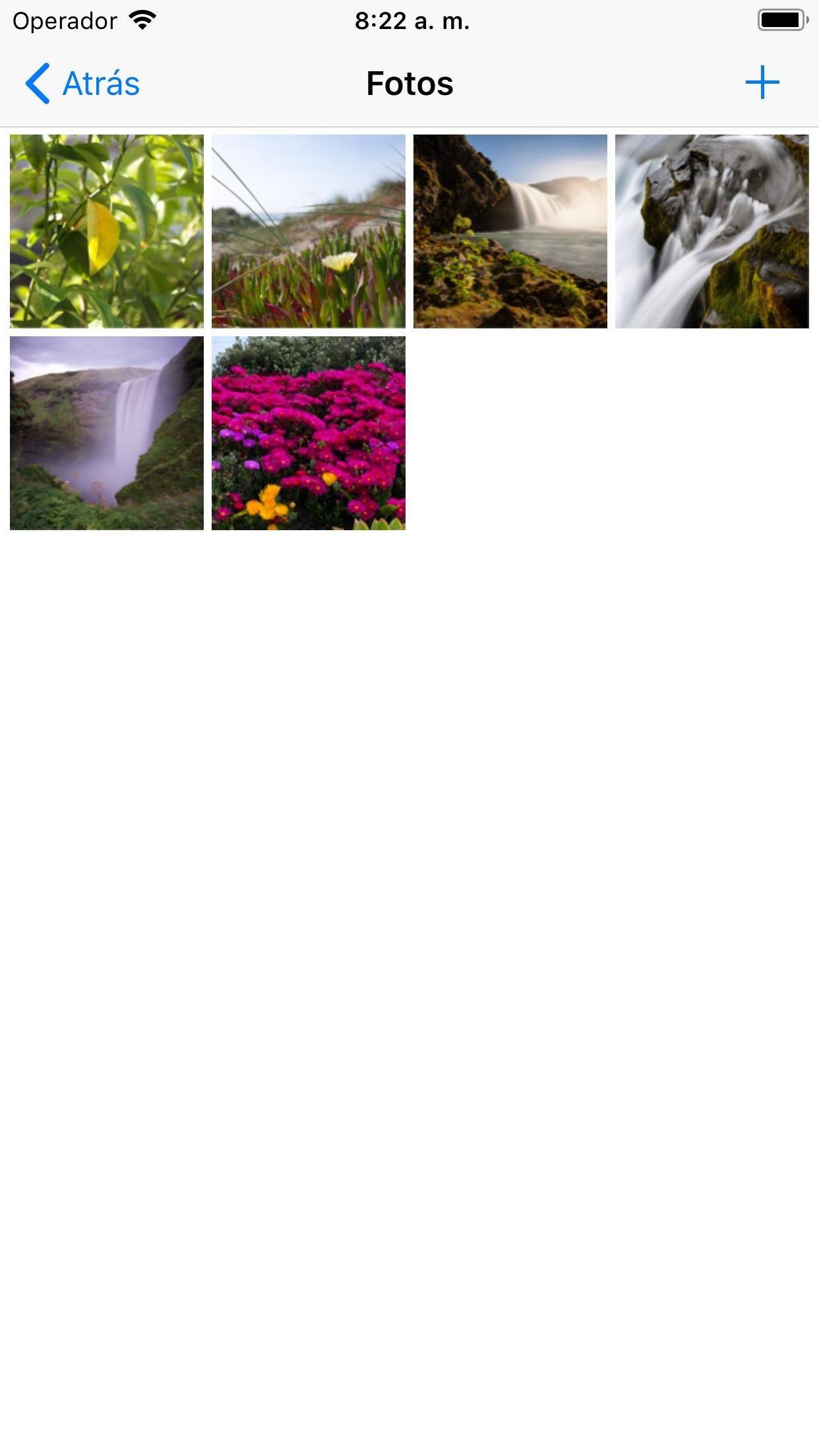 ContactsPro para iPad Screenshot