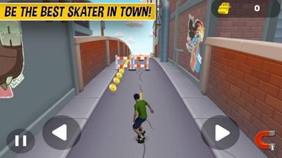 Skating City: Funny Skateboard screenshot 3
