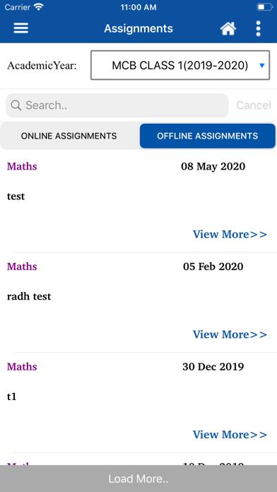 OLIVEMOUNT GLOBAL SCHOOL screenshot 2