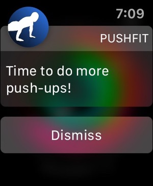 ‎PushFit Pro Screenshot