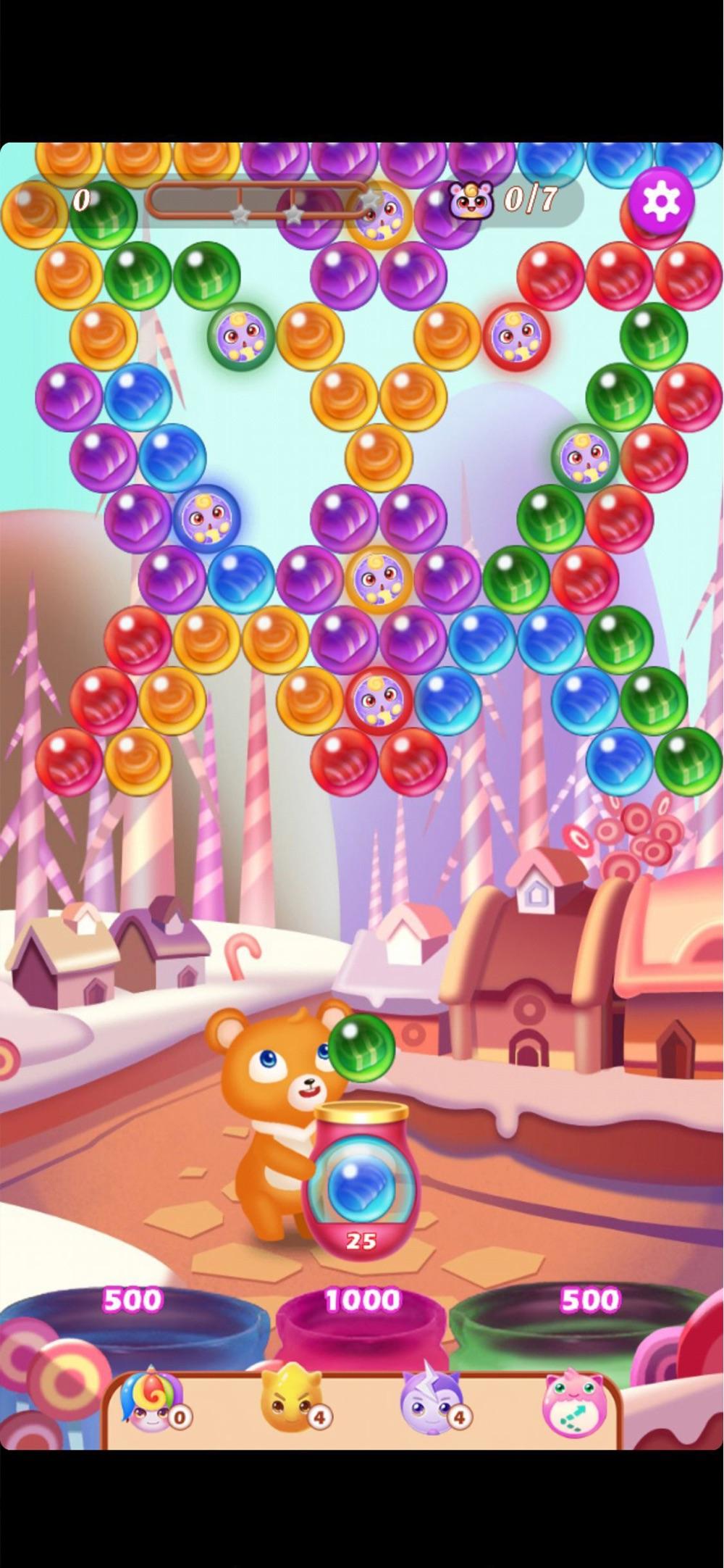 Bear Pop – Bubble Shooter Game
