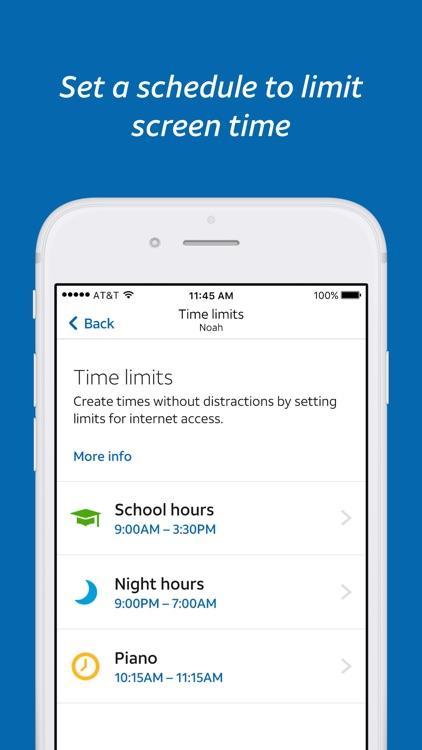 AT&T Secure Family™ screenshot-3