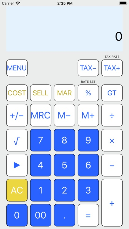 iCalc Pro: Classic Calculator