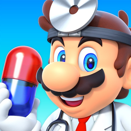 Dr. Mario World free software for iPhone and iPad