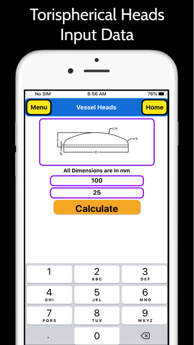 Pressure Vessel Heads Pro screenshot 8