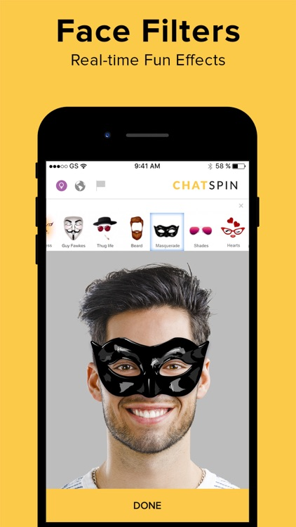 Chatspin - Random Video Chat