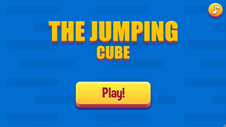 The Jumping Cube