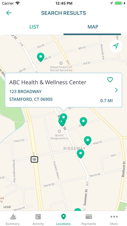 CareCredit Mobile App screenshot-4