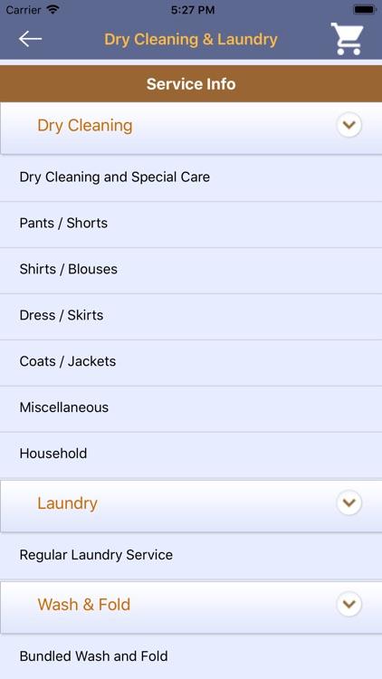 DoorServe Dry Cleaning screenshot-5