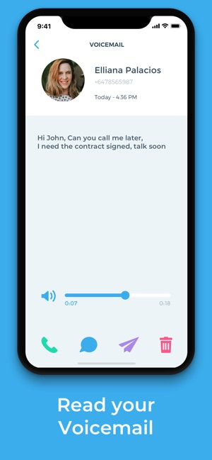 Hi Voicemail on the App Store