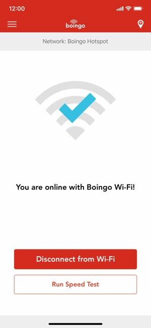 Boingo Wi-Finder im App Store