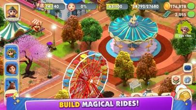 Wonder Park Magic Rides Gameのおすすめ画像2