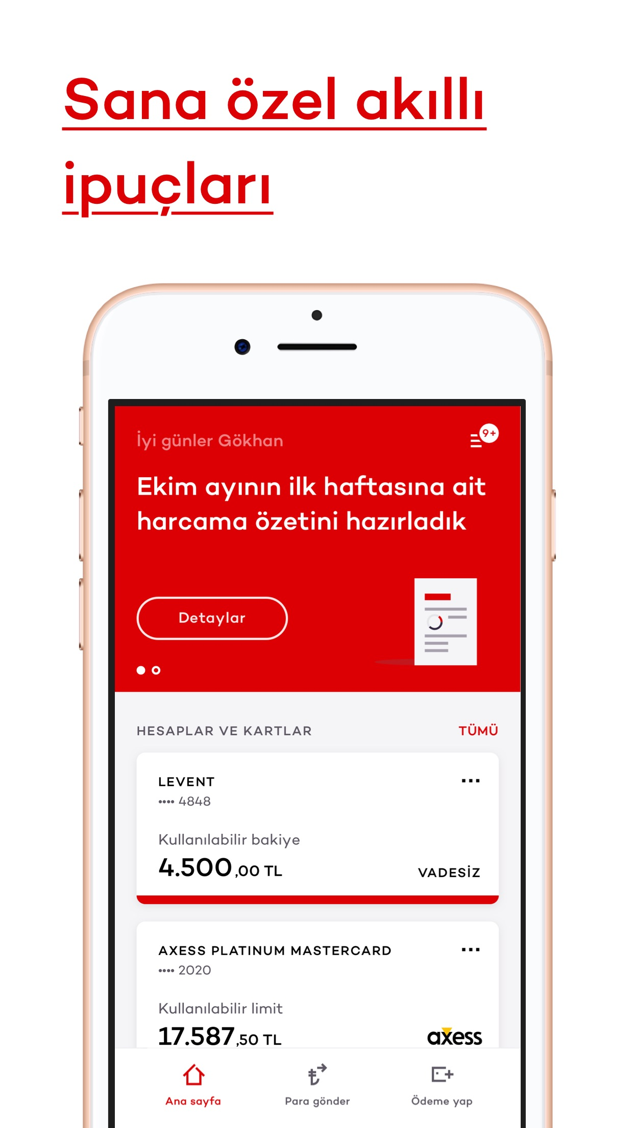 Akbank Screenshot