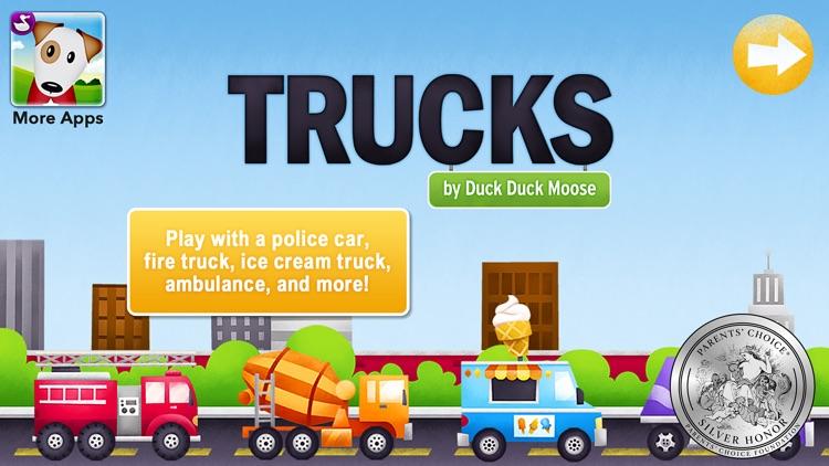 Trucks - by Duck Duck Moose