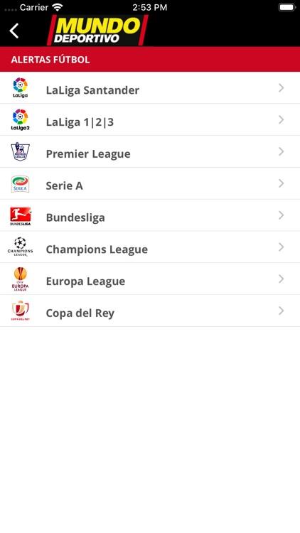 Mundo Deportivo screenshot-3