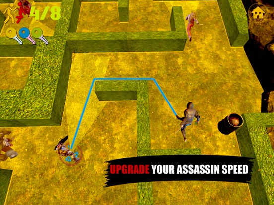 Ninja Assassin Knife Killer screenshot 14