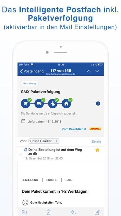 Herunterladen GMX - Mail & Cloud für Pc