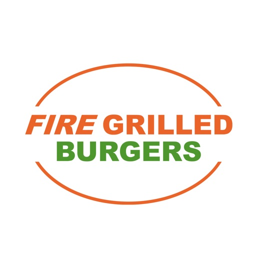 Fire Grilled Burgers icon