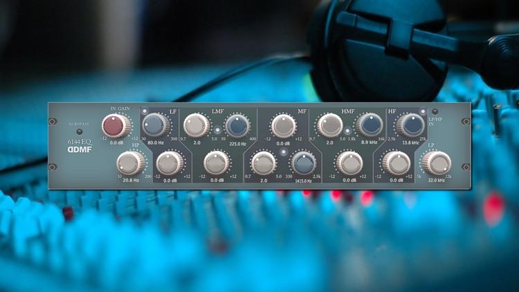 6144 equalizer by DDMF