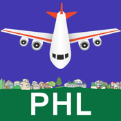 Philadelphia Airport: Flights icon