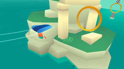 Island Glider screenshot 2